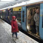 اعلام وضعیت قرمز در مترو لندن به خاطر برف و سرما