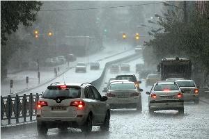 هشدار هواشناسی به ۹ استان کشور درمورد بارش شدید باران !