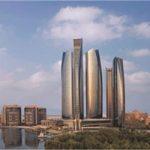 آتش گرفتن برج ۳۶۰ متری الماس در دبی