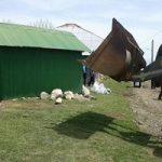 تخریب بقعه جعلی سودجویان در گیلان توسط اوقاف