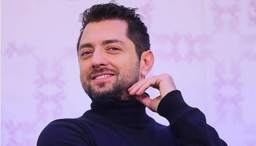 بهرام رادان بازیگر مرد