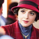 گریم پیری ترانه علیدوستی در سریال شهرزاد