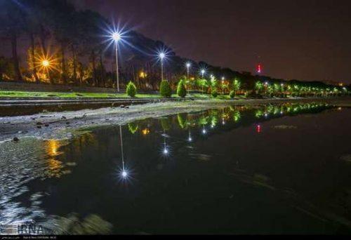 زاینده رود اصفهان