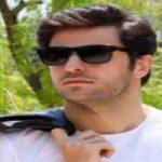 """استایل""""علی ضیا"""" مجری مشهور ایرانی در سالن بدنسازی"""