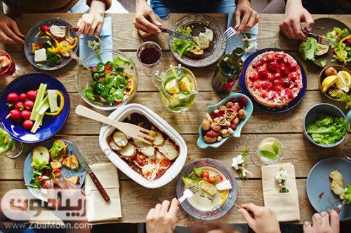 غذاهای فصل بهار
