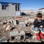 خطر شیوع «وبا» و «سالک» در مناطق زلزلهزده کرمانشاه