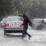 هشدار دوباره سازمان هواشناسی ! وزش باد شدید و سیلاب