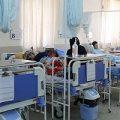 تعداد مسموم شده های سپیدان به ۴۵۲ نفر رسید