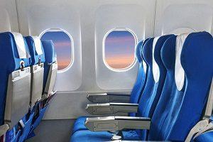 ایده کمپانی ایرباس برای نحوه چینش صندلی هواپیما