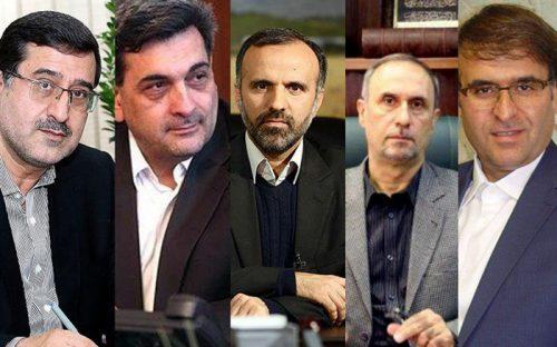 کاندیدای شهرداری تهران