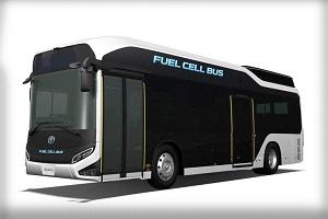 اتوبوس ژاپن در المپیک ۲۰۲۰ از این نوع خواهد بود