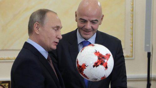 جامجهانی ۲۰۱۸ روسیه