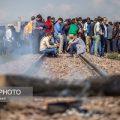بازگشایی راه آهن شمال-جنوب با پرداخت وعده به کارگران هپکو