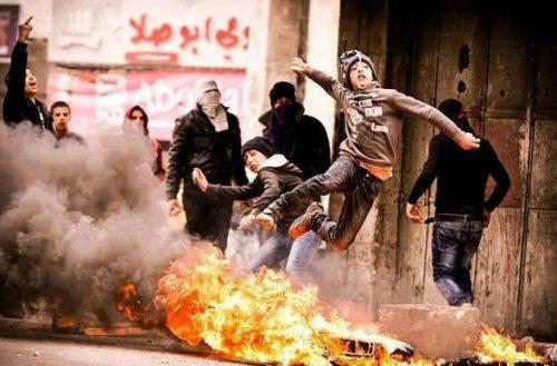 مبارز فلسطینی