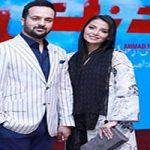 ابراز علاقه های سریالی مونا فائض پور همسر احمد مهرانفر