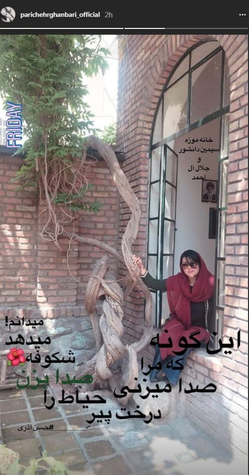همسر شهابحسینی