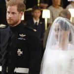 غمگین ترین دختر در عروسی سلطنتی پرنس هری و مگان مارکل