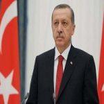تصاویری از اردوغان و نوه هایش پای صندوق رای
