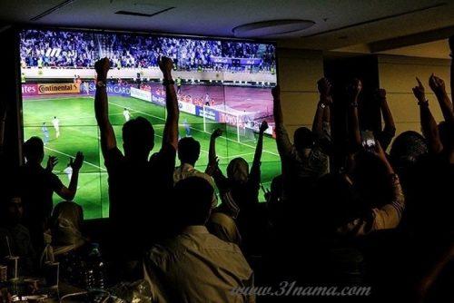 بلیت جام جهانی در سینما