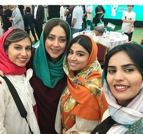 ستاره های معروف ایرانی