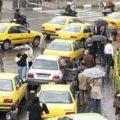 نرخ کرایه تاکسیها از فردا ۱۲ خرداد ماه ۹۷ افزایش مییابد