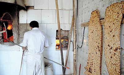 کودک آزاری در نانوایی