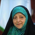 تصویری از کیف ایرانی خانم معصومه ابتکار