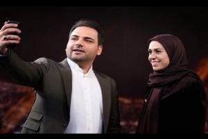 حمله دسته جمعی به برنامه ماه عسل و یاسمین اشکی مهمان این برنامه