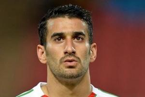 ماه عسل «احسان حاج صفی» کاپیتان تیم ملی و همسرش در امارات