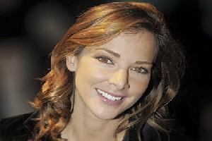 ازدواج میترا طاهری زیباترین مجری زن در شبکه LCI فرانسه