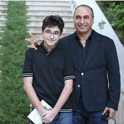 حمید فرخ نژاد بازیگر ایرانی