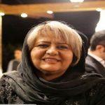 رابعه اسکویی بازیگر ایرانی در بیمارستان بستری شد