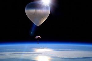 عجیبترین بالنی که برای سفر به فضا شما را حیرت زده میکند