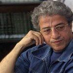 علیرضا خمسه در اکران فیلم هزارپا به همراه همسر جوانش