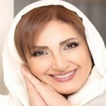 جشن تولد فاطمه گودرزی بازیگر ایرانی