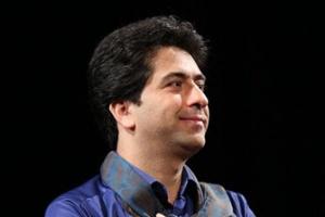 «محمد معتمدی» خواننده معروف کشورمان در خارج از کشور پدر شد