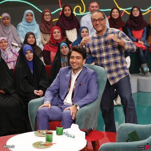 محمد معتمدی خواننده معروف