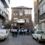 تصاویری از پلمپ پاساژ دراکولا تهران