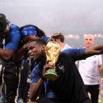 فوری / دزدی در مراسم اهدای جام جهانی / تصاویر ثبت شده دزدی