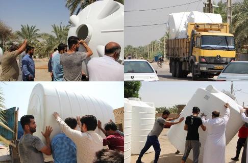 کمک مسعود شجاعی به مناطق محروم