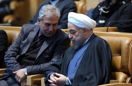 برکناری علی ربیعی از وزارت کار