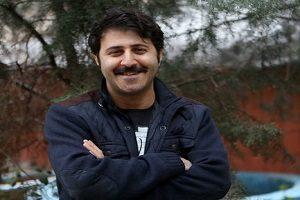 تبریک هومن حاج عبداللهی به خودش در روز چپ دست