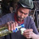 ماجرای عجیبی از خوردن گازوئیل به عنوان دارو