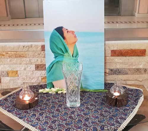 درگذشت دختر عبدالفتاح سلطانی