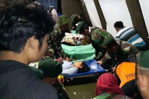 زلزله مهیب در اندونزی