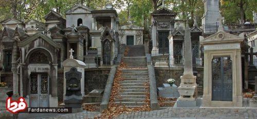 زیباترین قبرستان جهان