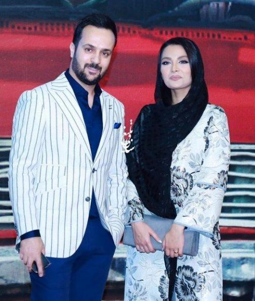 عروسی احمد مهرانفر و همسرش