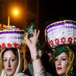 تصاویری دیدنی از عروسی دختر لری در خرم آباد