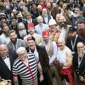 تصاویری عجیب از مسابقات ریش و سبیل