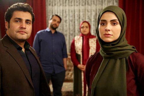 نرگس محمدی در سریال ستایش 3